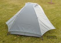 Evolution 2P tents
